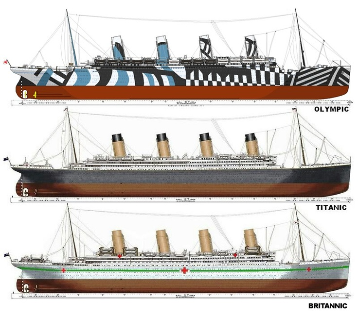 258 Best Images About Titanic Olympic amp Britannic On