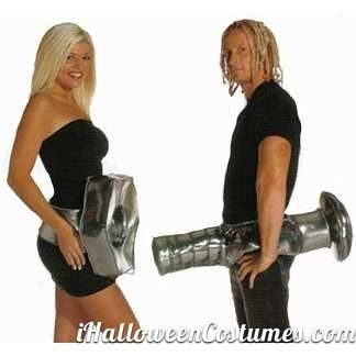 13 best Costumes images on Pinterest   Halloween couples, Couple ...