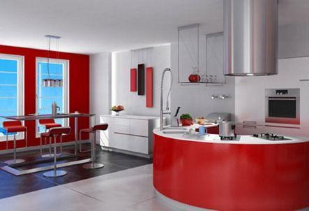 Imágenes de Cocinas diseño de cocinas Cocinas Modernas  decoracion de cocinas