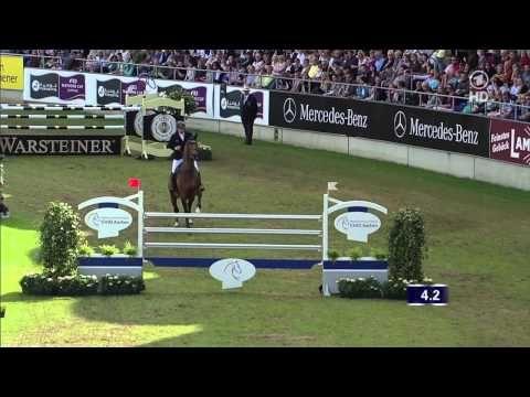 Nick Skelton &  Big Star's big win in Aachen - Grosser Preis von Aachen 2013