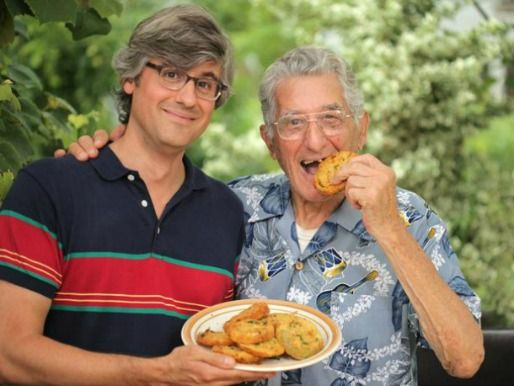 Mo Rocca's 'My Grandmother's Ravioli,' on Cooking Channel! One of my favorite cooking shows!!