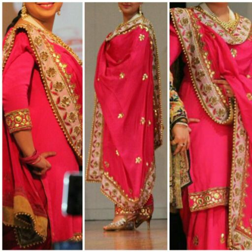 Punjabi suit  - whatsapp +917696747289 International Delivery  visit us at https://www.facebook.com/punjabisboutique  We do custom suits to match your requirements. We can work together to create stunning Indian outfits especially to match wedding colors, dazzle for a party or any other special occassions. I will create a custom order for you based on your requirements. Punjabi salwar suits, lehengas, replica outfits, sarees blo, punjabi suit