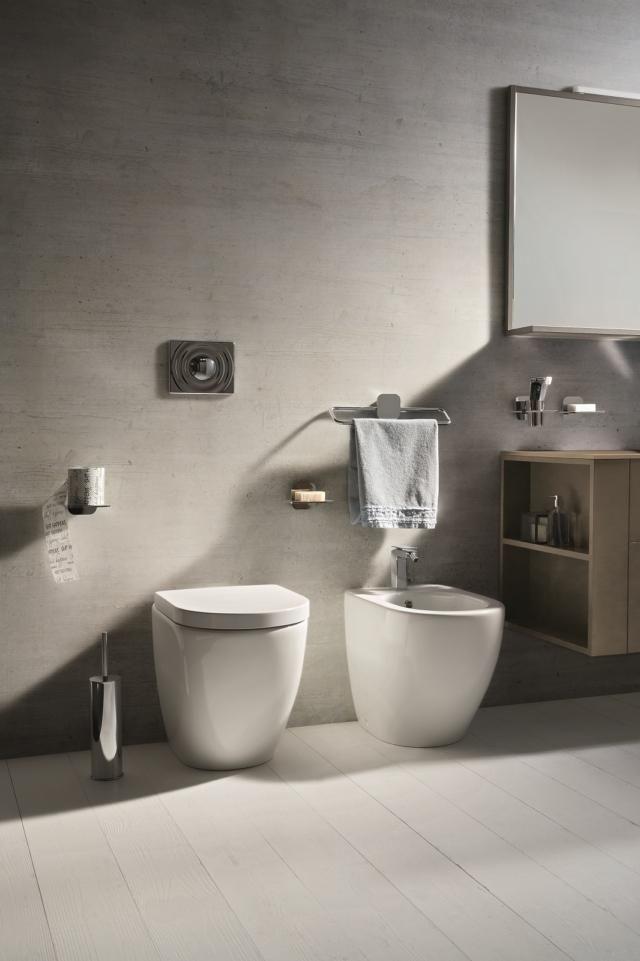 Accessori Bagno Philippe Starck.Sanitari Piccoli Per Risparmiare Spazio In Bagno Cose Di Casa Arredo Bagno Moderno Arredamento Bagno Idee Per Il Bagno