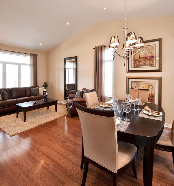 Dining / Living Room   eQ Homes