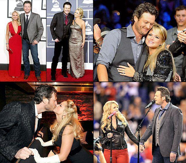Blake Shelton and Miranda Lambert's Love Story