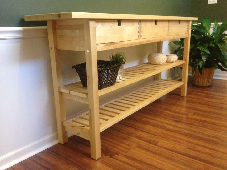 Best 25 Buffet Table Ikea Ideas On Pinterest Rustic Buffet