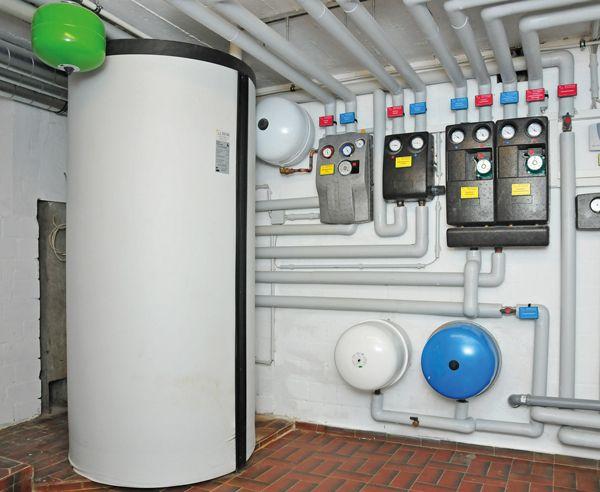 Hybridheizung Warme Aus Mehreren Quellen Nutzen Hybridheizung Heizung Selber Bauen Smart Heizung