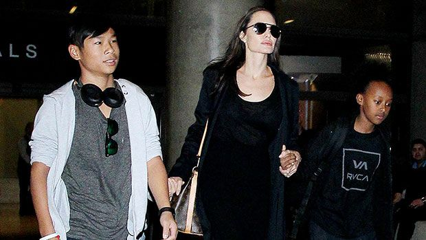 Angelina Jolie Is All Smiles With The Kids At Dodgers Game — See Adorable Pics https://tmbw.news/angelina-jolie-is-all-smiles-with-the-kids-at-dodgers-game-see-adorable-pics  Angelina Jolie couldn't have looked happier as she treated her kids to a Dodgers game during a fun-filled family outing! The gang was even spotted on the jumbotron, and Angie's reaction is so sweet! You'll love these cute pics.Angelina Jolie, 42, took her and Brad Pitt's, 53, kids to Dodgers Stadium on July 6 for the…