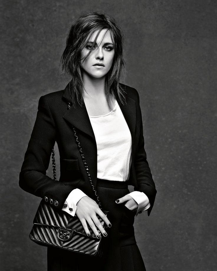 Kristen Stewart   «Chanel» 2015