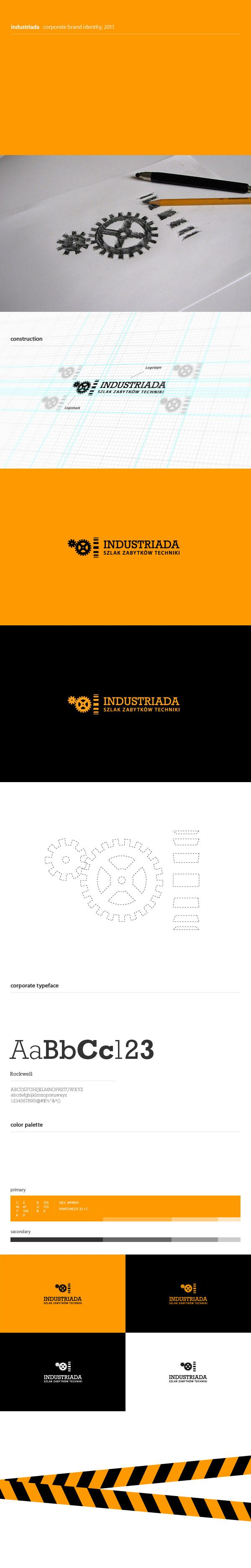 Logo design for Industriada