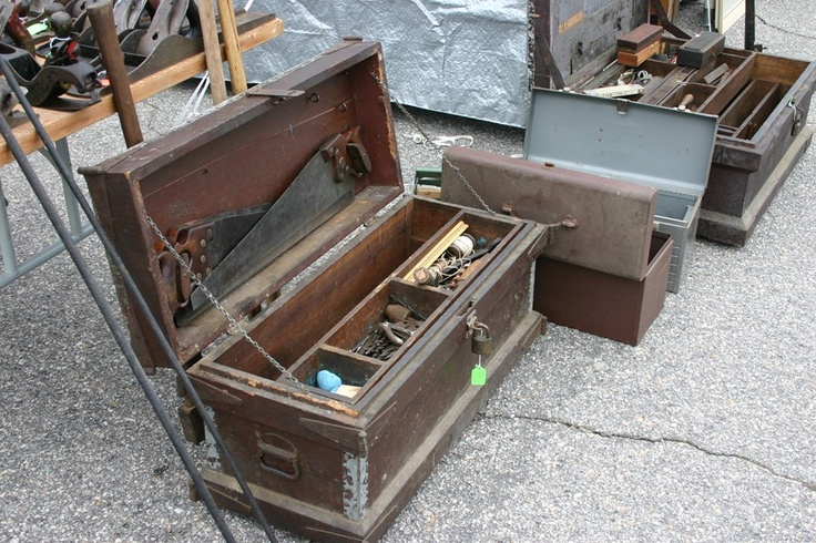 193 Best Wood Tool Boxes Images On Pinterest