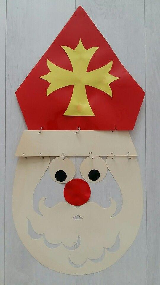 Sinterklaas etalage Jr.  60