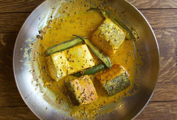 how to use mustard sauce in indian cooking