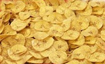 plantain chips- SO easy