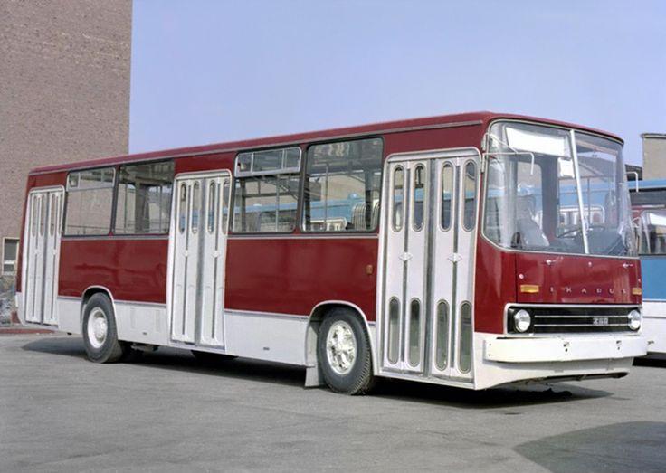 Ikarus 260 '1972–2002