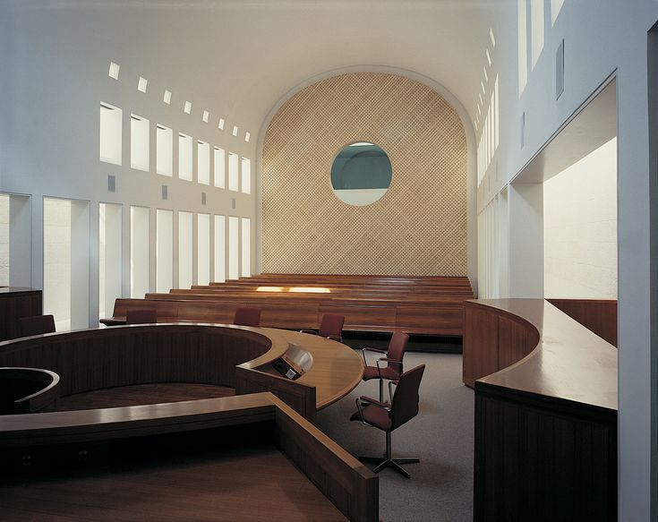 Image 11 of 34 from gallery of Supreme Court Building in Jerusalem / Ada Karmi-Melamede Architects & Ram Karmi. Courtesy of  ada karmi-melamede architects