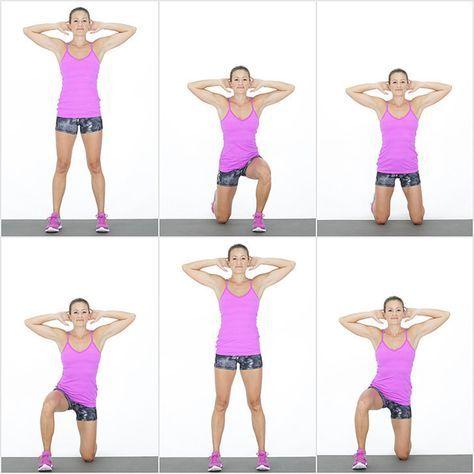 5 exercices efficaces pour galber vos fesses et éliminer la cellulite