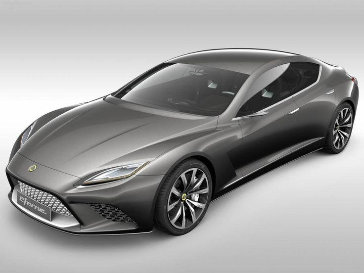 elegant cars | Lotus Eterne Elegant Sports Car ~ Auto Car Speed | Lotus | Auto Car ...