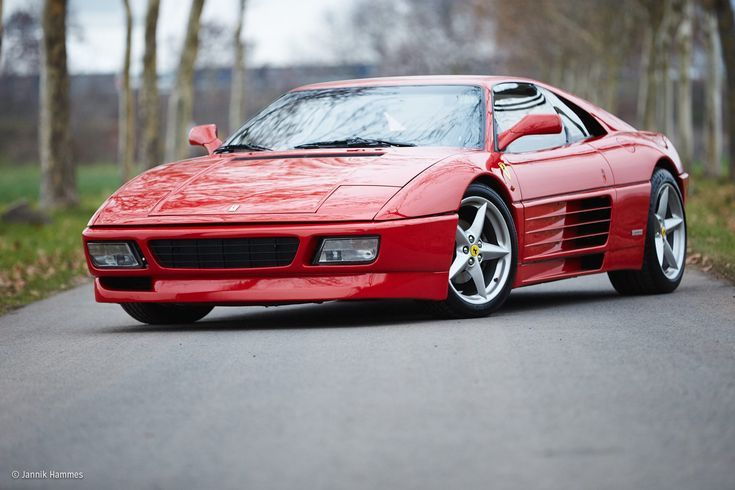 I Live In My Van But My Other Car Is A Ferrari 348 With A Bike