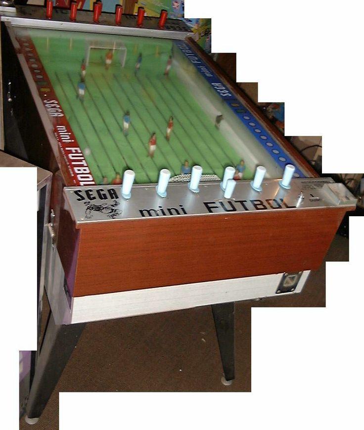Vintage Sega mini Futbol Arcade