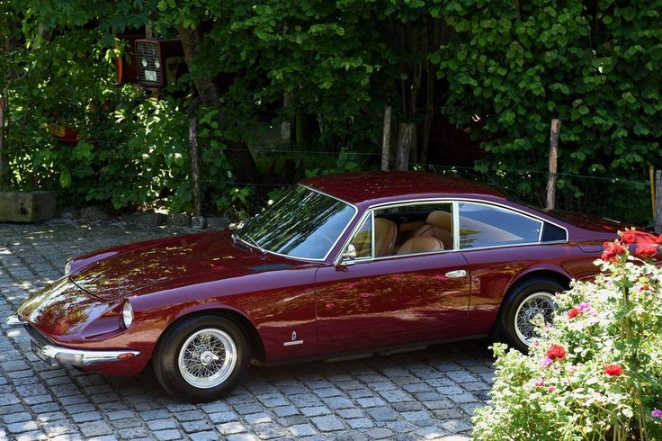 1969 Ferrari 365GT 2+2 Seater