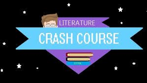 Crash Course Literature - full of loads of videos perfect for a quick overview of literature periods and/or specific novels and plays #edchat #ukedchat #english #englishteacher #literature #videos #edubag