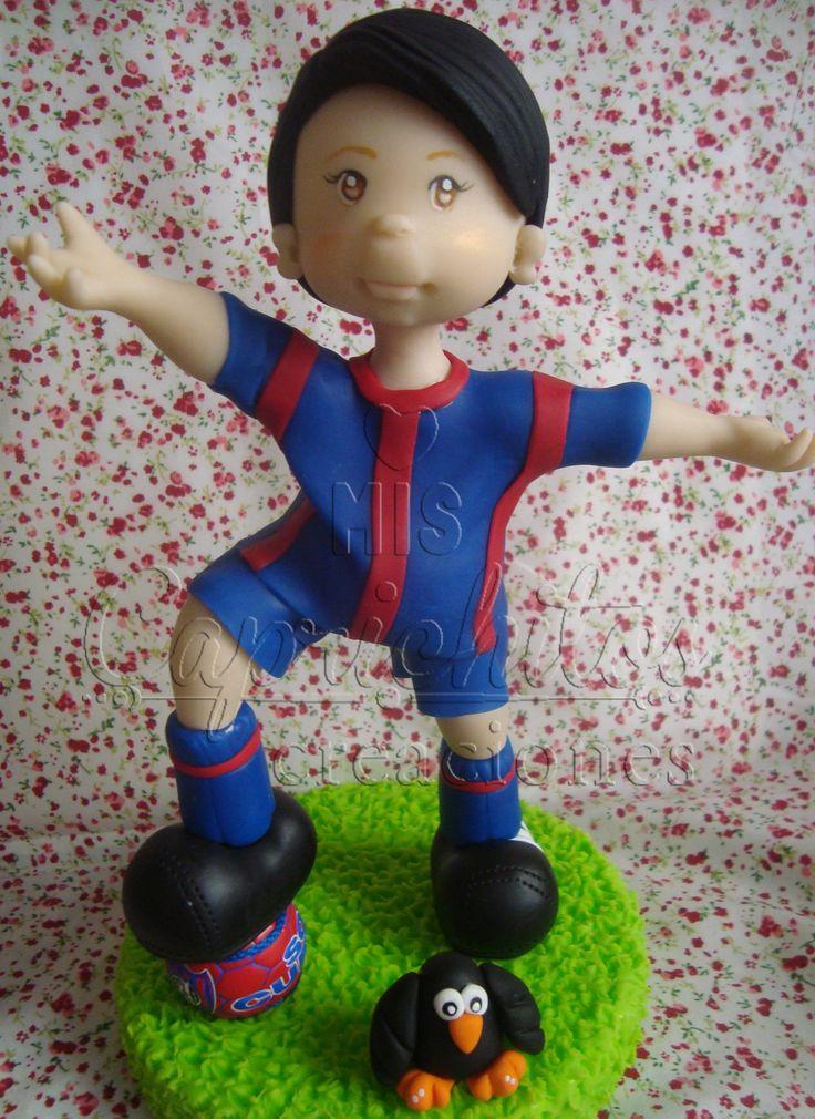 Jugador de Futbol!