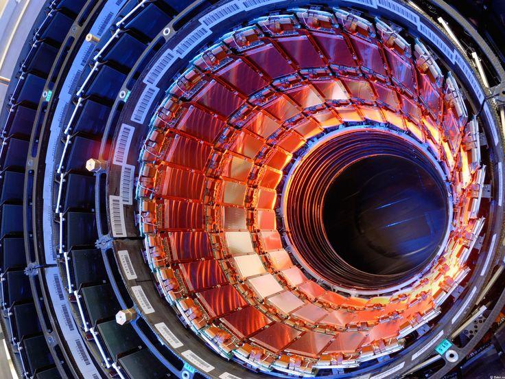 Большой адронный коллайдер фото