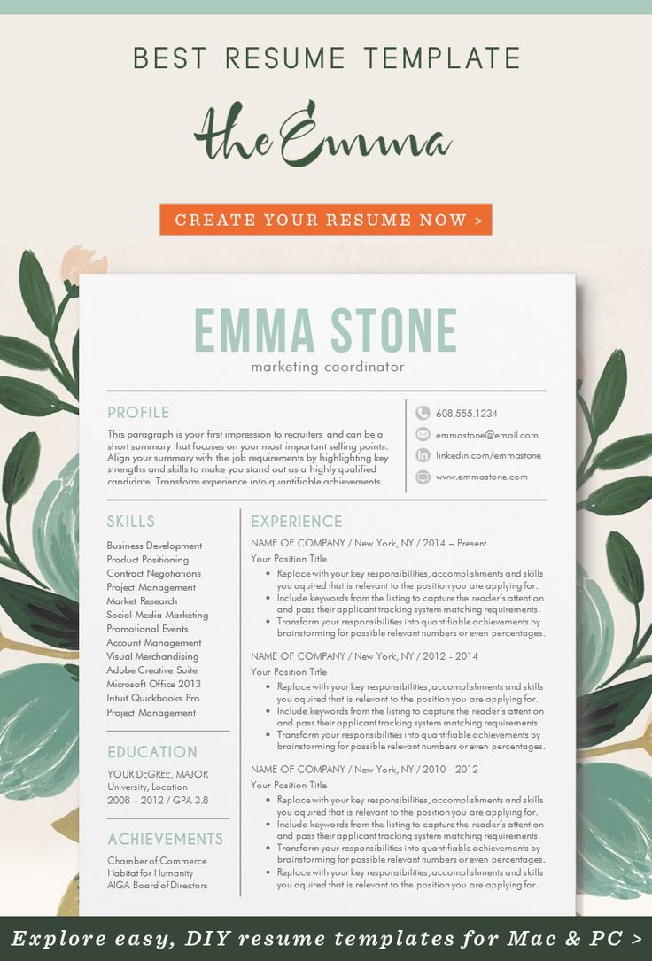 10 best images about cv templates design on pinterest