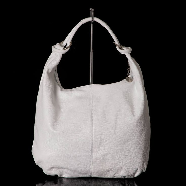 Valódi bőr fehér női táska - VALÓDI BŐR NŐI TÁSKA - Táska webáruház - Bőröndök, táskák,hátizsákok, iskolatáskák, laptoptáskák, pénztárcák, utazási kiegészítők 20000 darabos saját készletről akár 24 órás kiszállítással