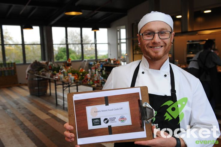Cook off at Sapphire Room Ponsonby Central