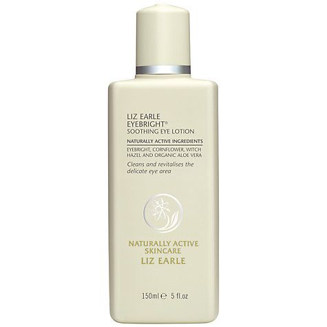 Buy Liz Earle Eyebright™ Soothing Eye Lotion, 150ml Online at johnlewis.com