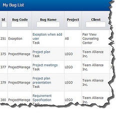 A bug tracking system is a software application that is designed to help keep track of reported software bugs in software development efforts. It may be regarded as a type of issue tracking system.Many bug tracking systems, such as those used by most open source software projects, allow users to enter bug reports directly. Other systems are used only internally in a company or organization doing software development.