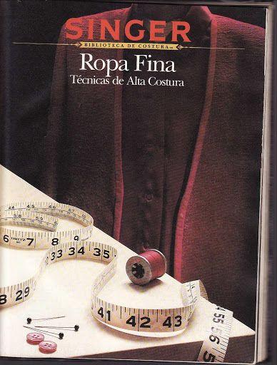 SINGER - técnicas de alta costura (117) - Johanna Frias - Picasa Web Albums