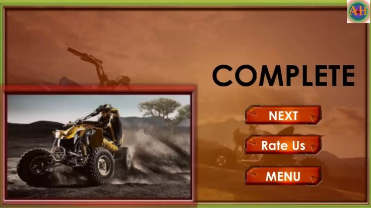 OFFROAD QUAD BIKE Game-ANDROID GAMEPLAY FULLHD