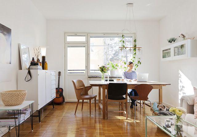Elina Dahl's happy home