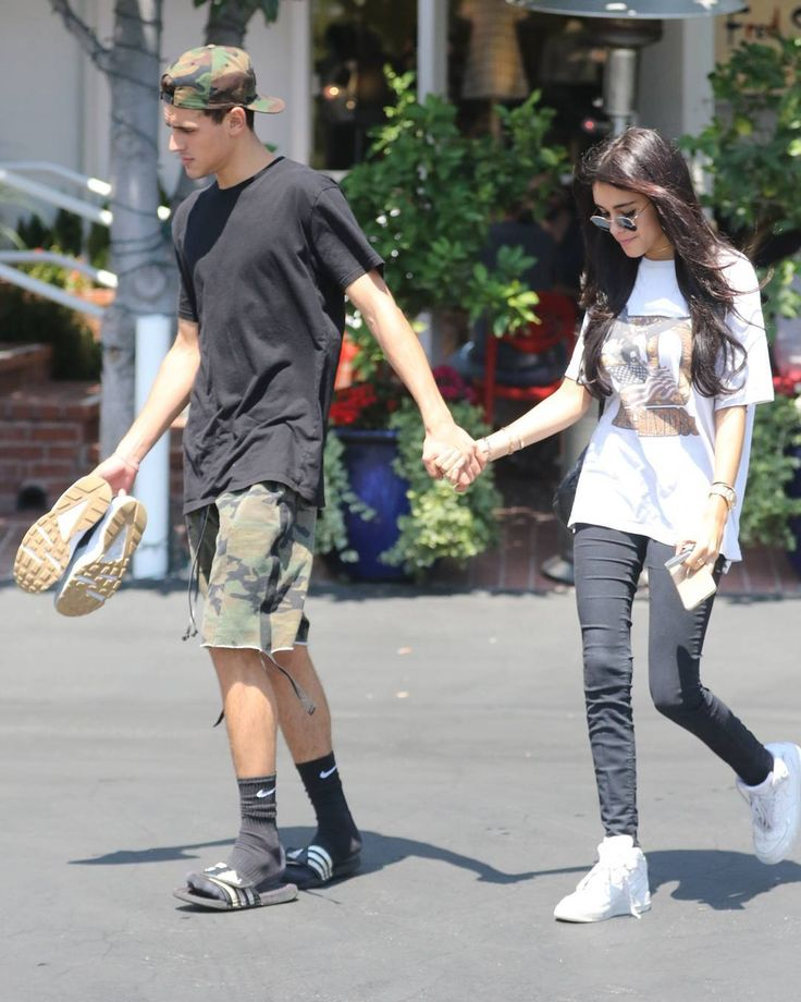 Madison Beer - Shopping With Boyfriend Jack Gilinsky at Fred Segal, West Hollywood, CA yesterday! #MadisonBeer (August 22nd, 2016)
