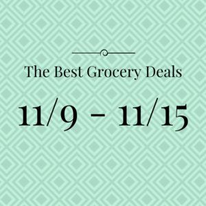Springfield, Mo and surrounding area, The Best Grocery Deals Week 11/9 - 11/15 2016. Some great deals this week with a few three and four day sales