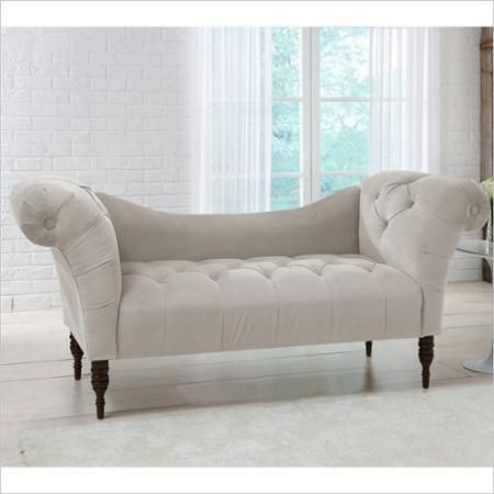 Best 25+ Tufted chaise lounge ideas on Pinterest | Bedroom lounge ...