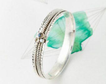 Edelsteen Armbanden Stacker armband Turquoise bracelet Boho