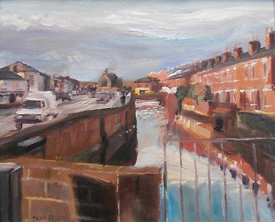 westgate end beck my painting