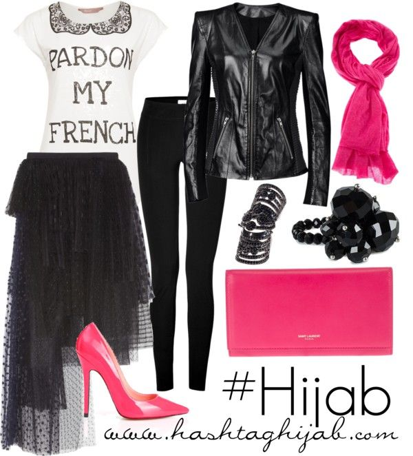 Hashtag Hijab Outfit #41