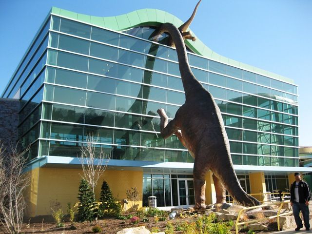 256 best images about indiana on pinterest Dinosaur museum ohio