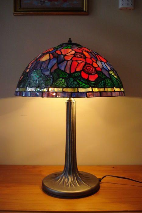 Catawiki Online Auction House: Large Tiffany Floor Lamp
