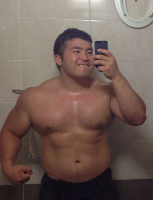 Strong Asian Man 106