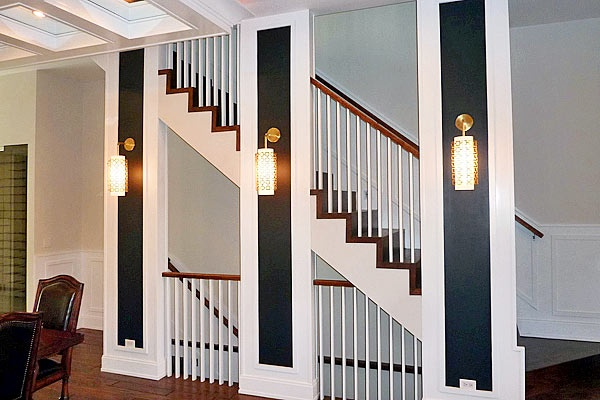 52 best stairs images on Pinterest | Stair railing ...