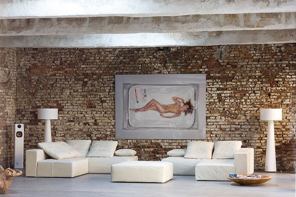 Decorating with Exposed Brick Walls in a Modern Home.