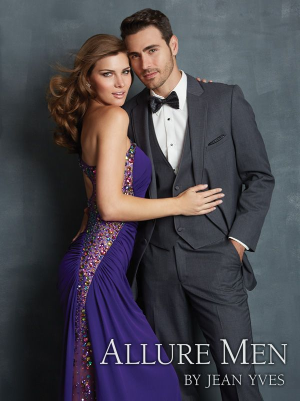 Allure Men Steel Gray - 10257