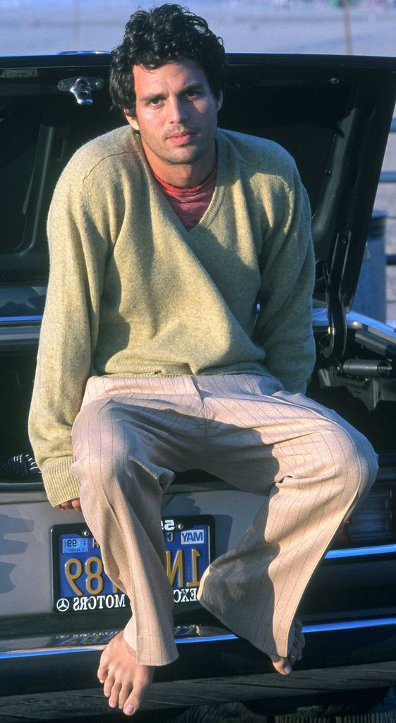 Mark Ruffalo....esse olhar.                                                                                                                                                                                 Más