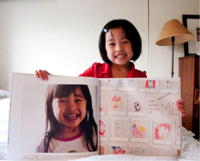 13 leuke manieren om kindertekeningen te bewaren!